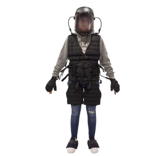 age simulation suit