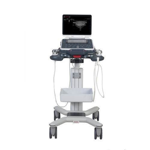 on-platform veterinary ultrasound system