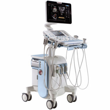on-platform, compact ultrasound system - Esaote