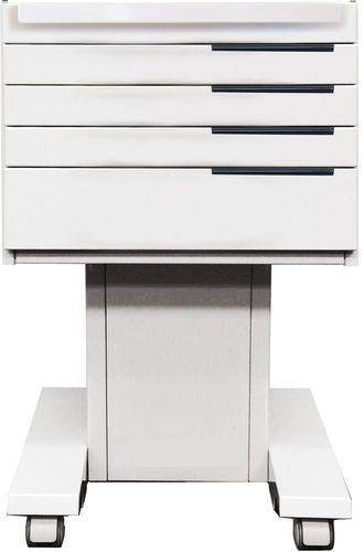 worktop with drawer / on casters