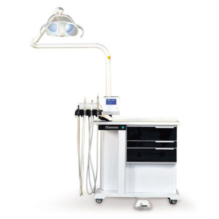 podiatry workstation / with light