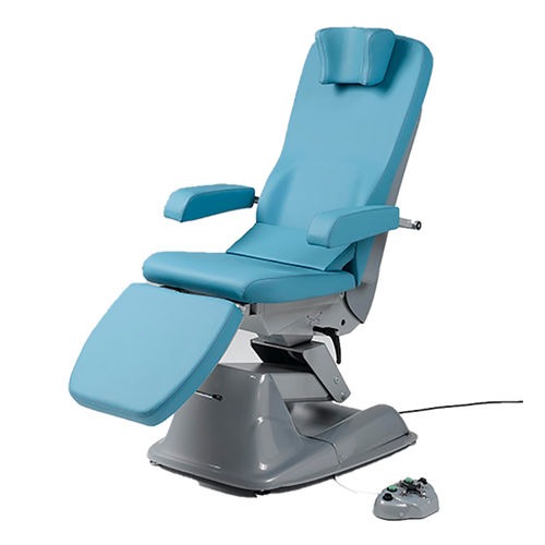 general examination chair / electric / height-adjustable / 3 sections