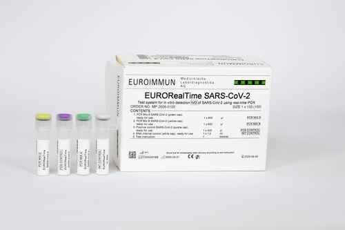 real-time PCR test kit