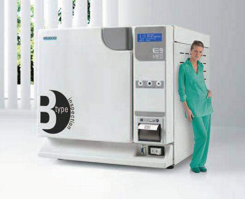 dental autoclave / benchtop