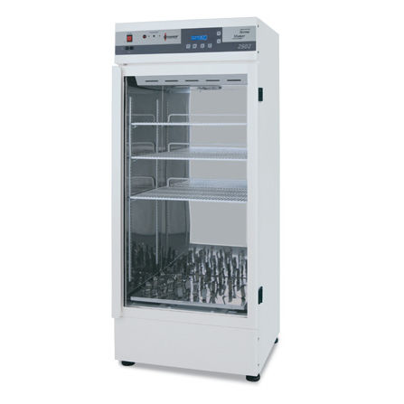 cell culture laboratory incubator / floor-standing / high-capacity