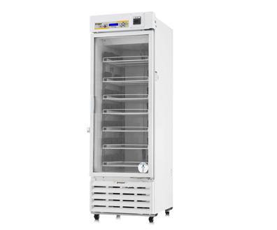 laboratory refrigerator / blood bank / cabinet / 1-door