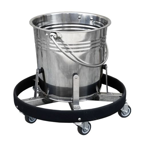 kick bucket on casters