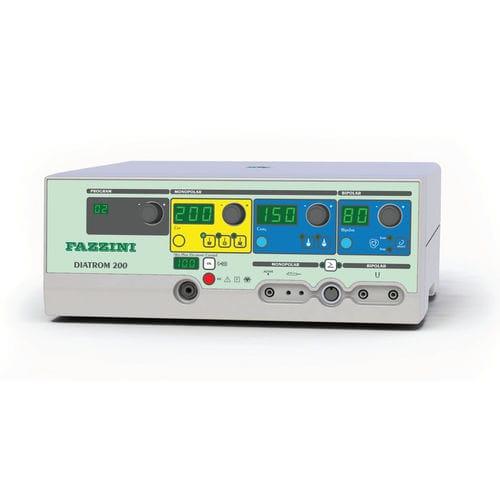 cutting electrosurgical unit