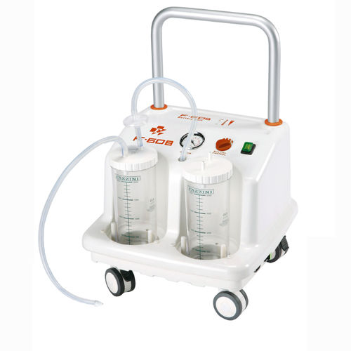 battery-operated surgical suction pump