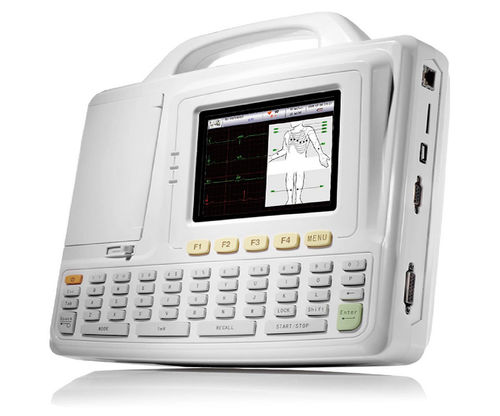 6-channel electrocardiograph