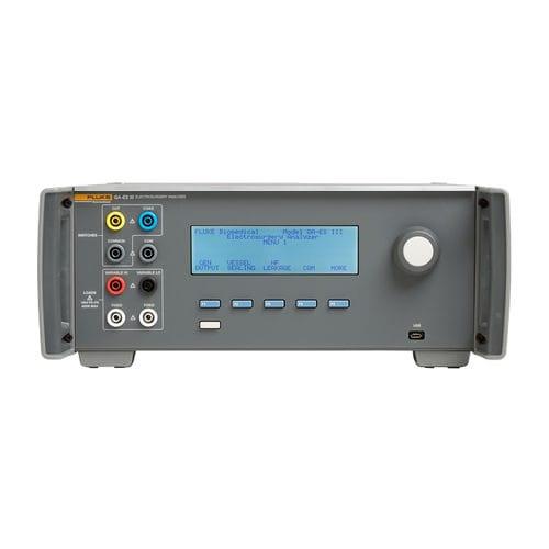 electrosurgical unit analyzer / electrical safety / leakage / benchtop