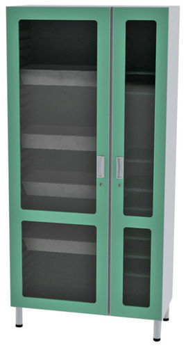 dispensing cabinet / medicine / hospital / 2-door