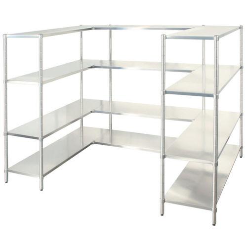 3-shelf shelving unit