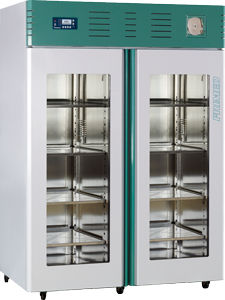 laboratory refrigerator / for pharmacies / cabinet / anti-corrosion