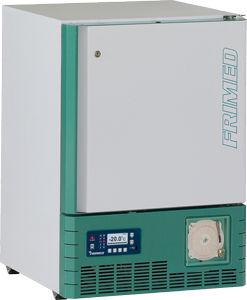 laboratory freezer / undercounter / anti-corrosion / 1-door