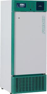 laboratory freezer / upright / anti-corrosion / 1-door
