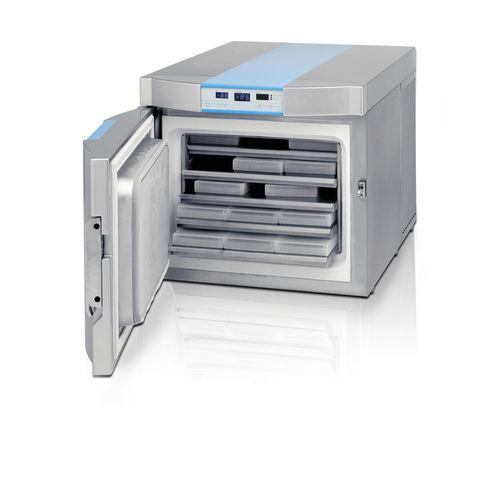laboratory freezer / cabinet / 1-door