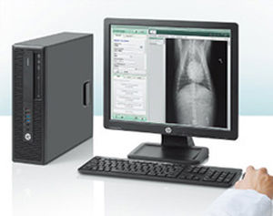 veterinary imaging computer workstation