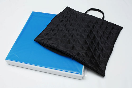 seat cushion / for wheelchairs / polyurethane / gel