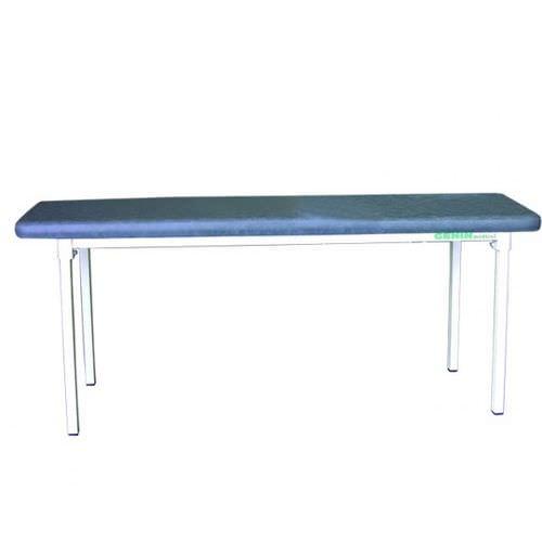 fixed-height examination table
