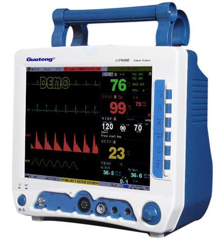 multi-parameter NIBP monitor / Oxy-CRG / ECG / transport