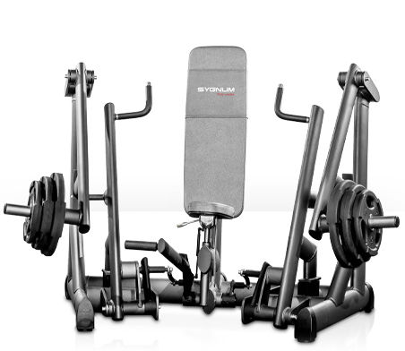 chest press gym station