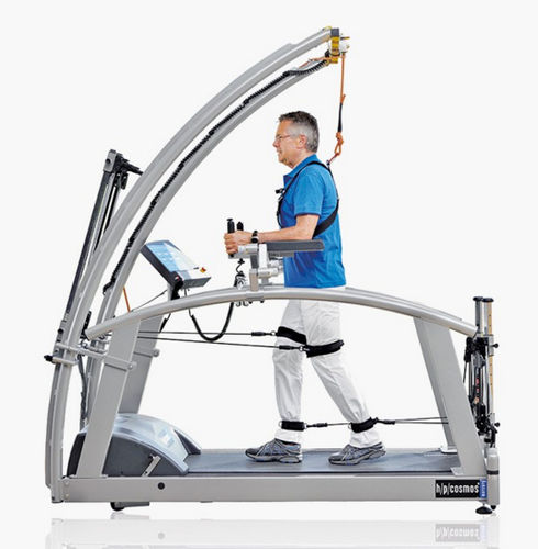 gait rehabilitation system / computer-assisted