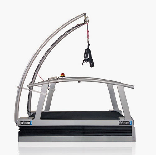 treadmill with handrails / with harness system