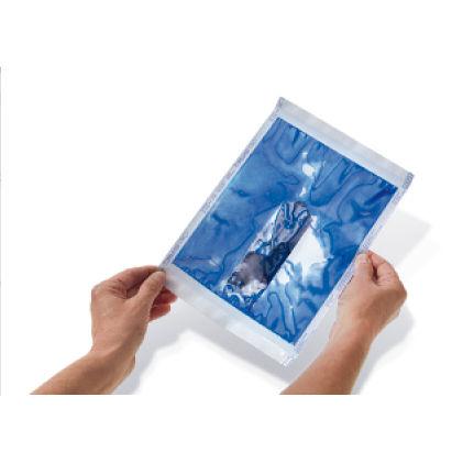 leak-proofing tester / for packaging