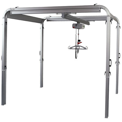 electric patient lift / free-standing / bariatric