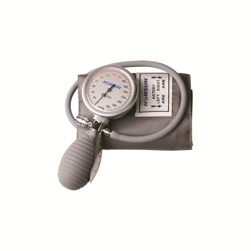 hand-held sphygmomanometer