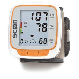 general medicine blood pressure monitor / automatic / wrist