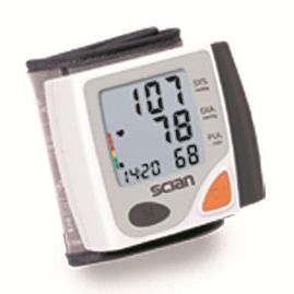 general medicine blood pressure monitor / automatic / wrist