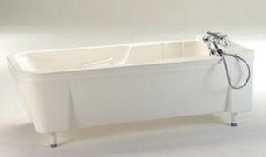 electric medical bathtub