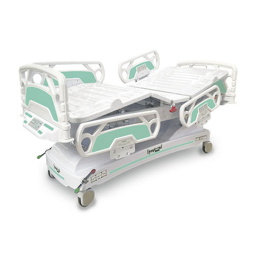 medical bed / intensive care / electric / height-adjustable