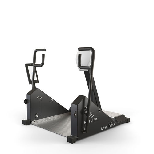 chest press gym station / limited mobility users