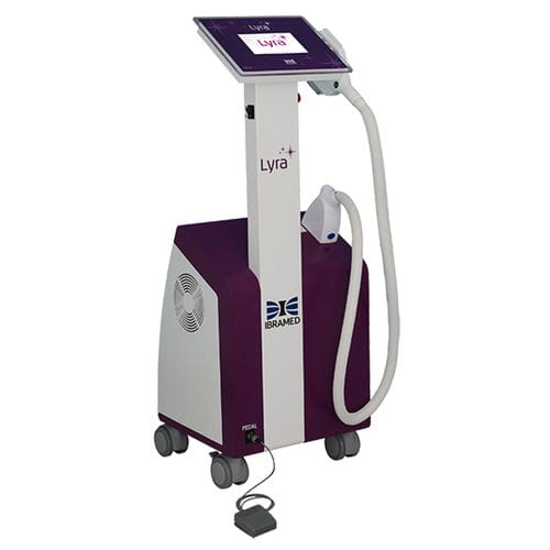 trolley-mounted IPL system / hair removal