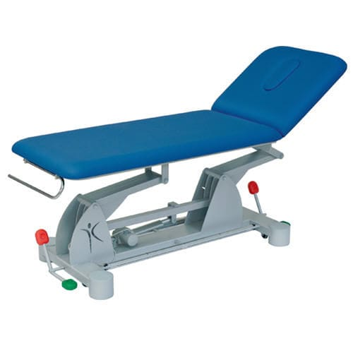 electro-hydraulic examination table