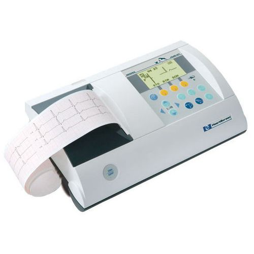3-channel veterinary ECG system