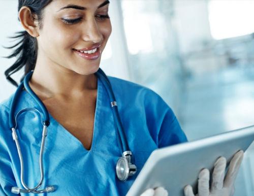 data exchange software module / for communication / sharing / medical