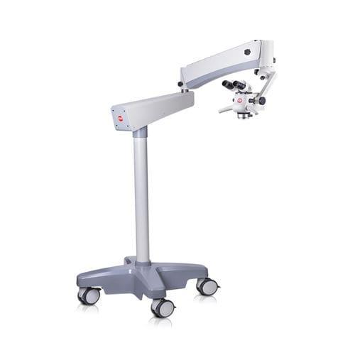 dental surgery microscope / dental examination microscope / on casters