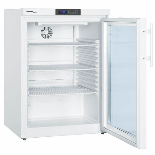 laboratory refrigerator / cabinet / with automatic defrost / 1-door