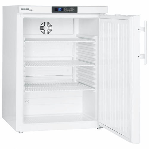 laboratory refrigerator / built-in / with automatic defrost / 1-door