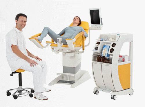 gynecological workstation