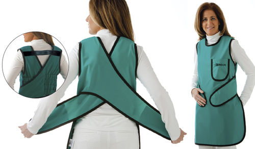 X-ray protective apron