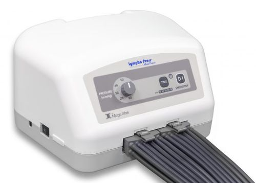 pressure therapy unit / tabletop / 24 independent cells