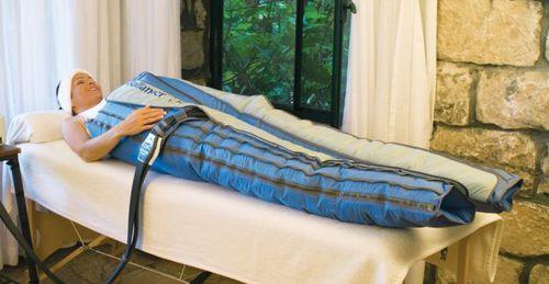 leg pressotherapy cuff / torso