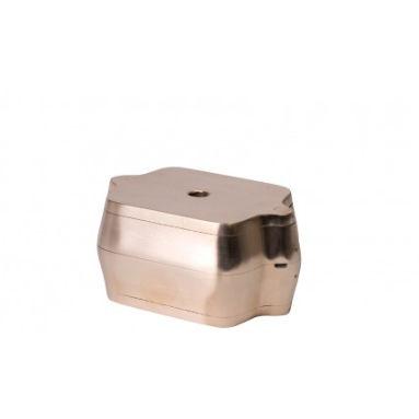 polymerization dental flask