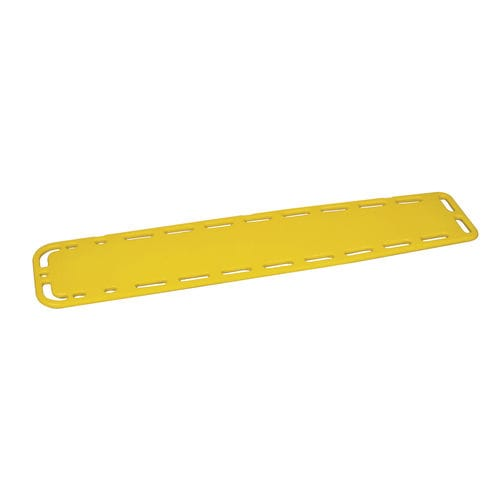 plastic spinal board