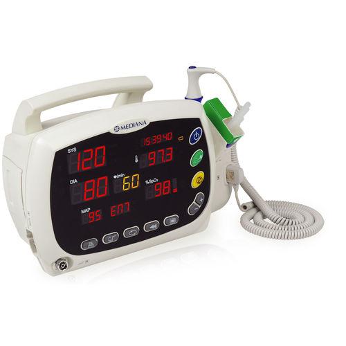 temperature vital signs monitor